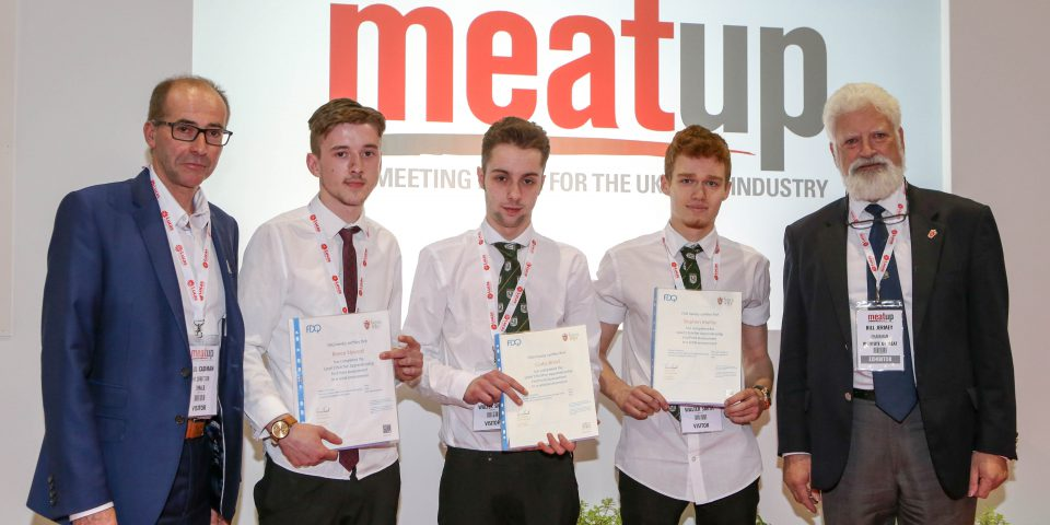End Point Assessments (EPA's), Walter Smith apprentices, Reece Nevard, Curtis Brind and Stephen Maltby